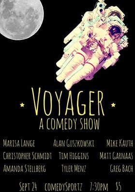 Voyager Comedy