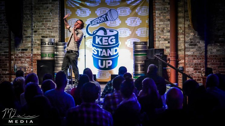 December Keg Stand Up at Lakefront Brewery! @ Lakefront Brewery | Milwaukee | Wisconsin | United States