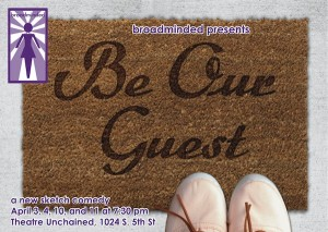 Be Our Guest @ theatre unchained