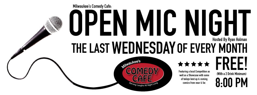 Comedy Cafe open mic