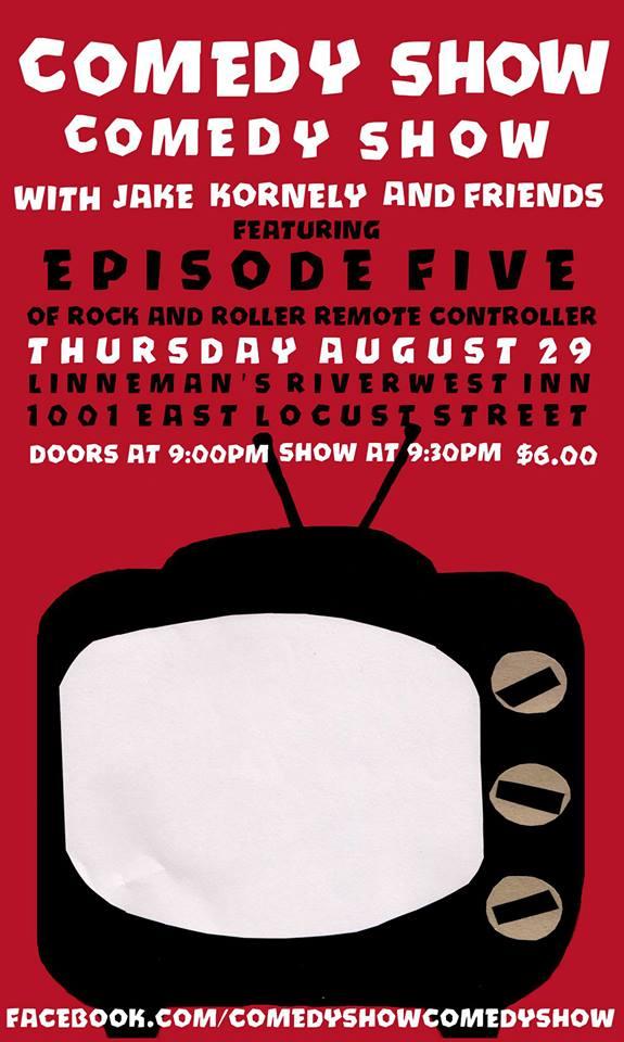 Comedy Show Aug