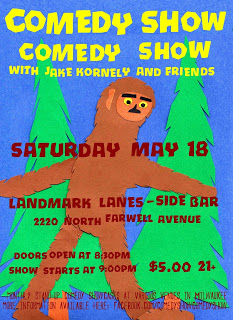 Comedy Show May 18