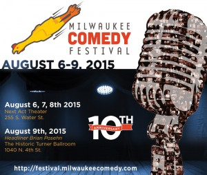 Comedy Fest Kick Off Show at Lakefront Brewery @ Lakefront Brewery | Milwaukee | Wisconsin | United States