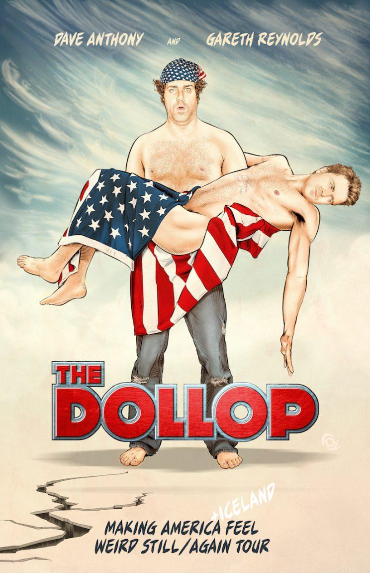 The Dollop Live Podcast @ Turner Hall Ballroom |  |  |