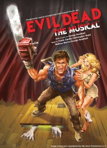 Evil Dead: The Musical @ in the Arcade Theatre at The Underground Collaborative | Milwaukee | Wisconsin | United States