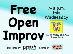 Open Improv! @ The Underground Collaborative