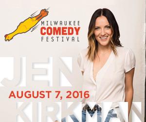 Jen Kirkman Aug 7th!