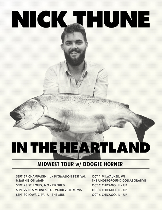 Nick Thune In the Heartland