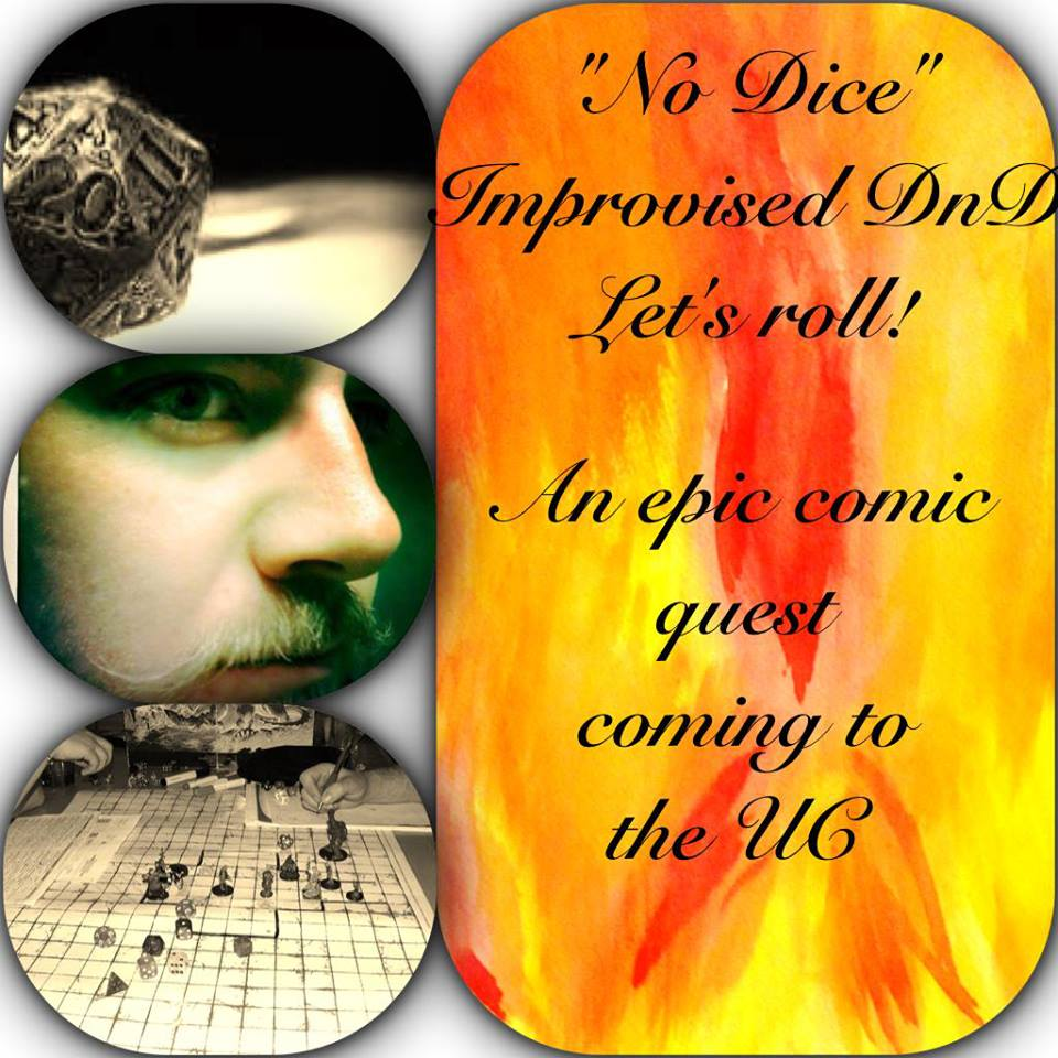 No Dice improv