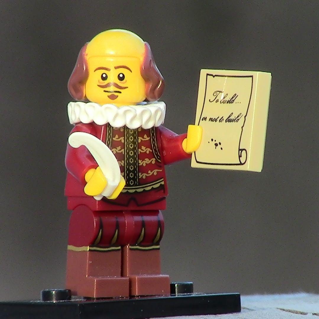 ShakespeareLego