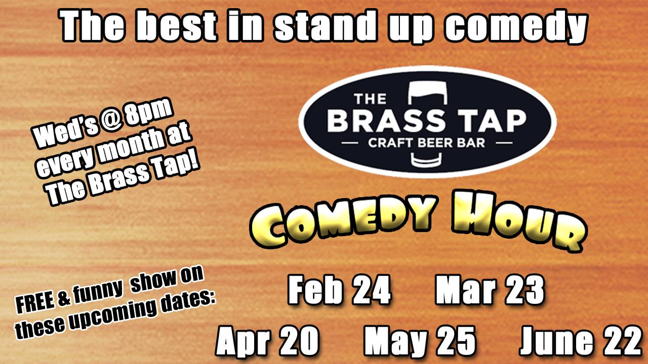 Brass Tap Comedy