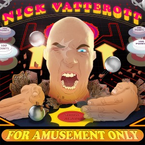 'For Amusement Only' one night with Nick Vatterott! @ in the Arcade Theatre at The Underground Collaborative | Appleton | Wisconsin | United States