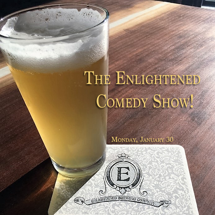 Enlightened Comedy Show @ Enlightened Brewing Co. | Milwaukee | Wisconsin | United States