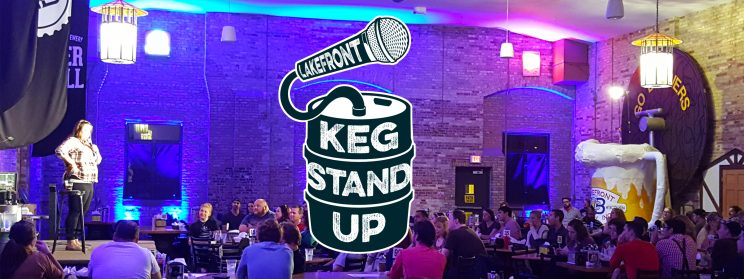 Keg Stand Up at Lakefront! @ Lakefront Brewery