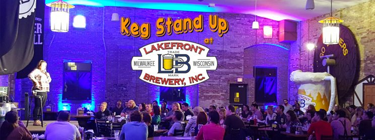 Keg Stand Up at Lakefront Brewery! @ Lakefront Brewery | Milwaukee | Wisconsin | United States