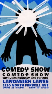 Comedy Show Comedy Show at Landmark Lanes! @ Landmark Lanes | Milwaukee | Wisconsin | United States
