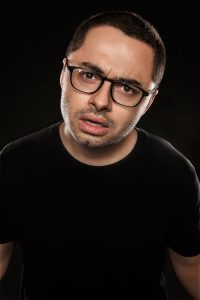 Joe Mande in Milwaukee! @ in the Arcade Theatre at The Underground Collaborative | Milwaukee | Wisconsin | United States