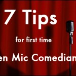 7 Tips for Open Mics