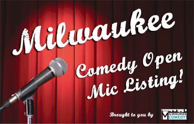 Open Mics Milwaukee