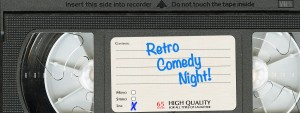 Retro Comedy Night @ in the Arcade Theatre at The Underground Collaborative | Appleton | Wisconsin | United States