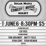 sugar maple June