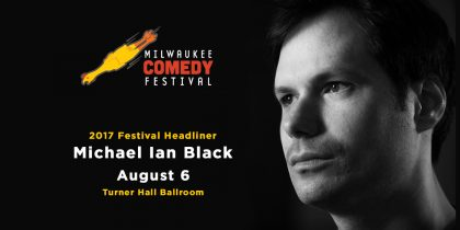 Michael Ian Black at MCF