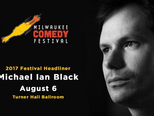 Michael Ian Black at MCF