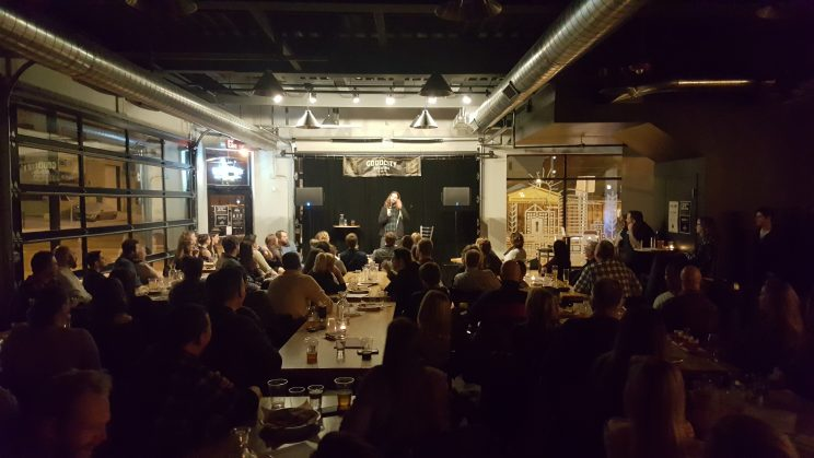 Craft Brew Comedy Show @ Good City Brewing | Milwaukee | Wisconsin | United States