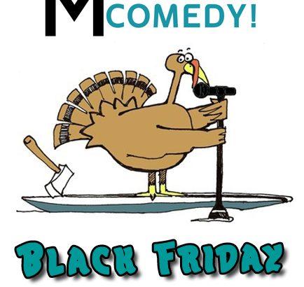 Black Friday Ticket Sale