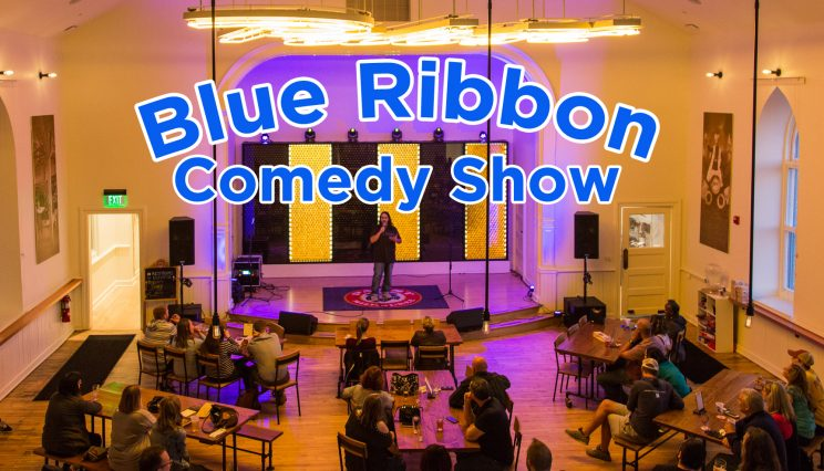 Blue Ribbon Comedy Show @ Pabst Milwaukee Brewery & Taproom | Milwaukee | Wisconsin | United States