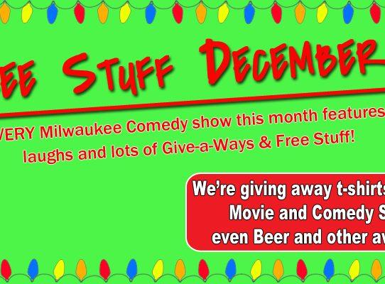 Free Stuff December!