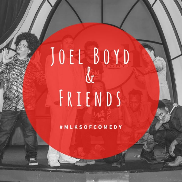 Joel Boyd and Friends @ Next Act Theatre |  |  |