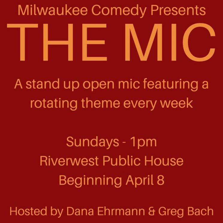 The Mic @ Riverwest Public House | Milwaukee | Wisconsin | United States