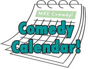 Comedy Calendar of Events