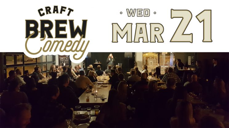 Craft Brew Comedy @ Good City Brewing | Milwaukee | Wisconsin | United States