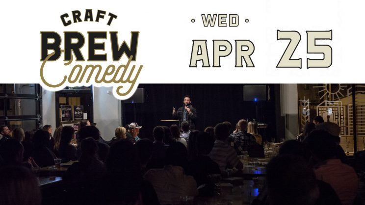 Craft Brew Comedy! @ Good City Brewing | Milwaukee | Wisconsin | United States