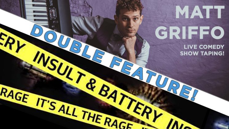 Double Feature! Matt Griffo and Insult & Battery @ The Underground Collaborative | Milwaukee | Wisconsin | United States