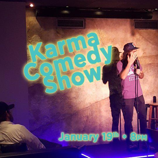 Karma Comedy Show! @ Karma Bar & Grill   Milwaukee   Wisconsin   United States